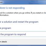 Xử lý lỗi excel bị treo (Not responding)