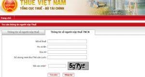 Tra cứu thông tin người nộp thuế chính xác và đơn giản