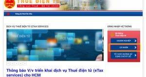 Cách tra cứu mã số thuế cá nhân và công ty online