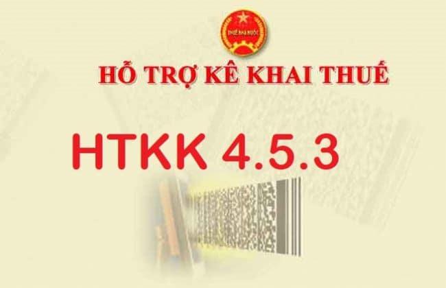 HTKK 4.5.3 ngày 1/03/2021
